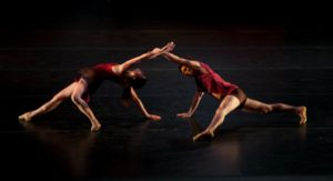 Performing Concert Dance at the University